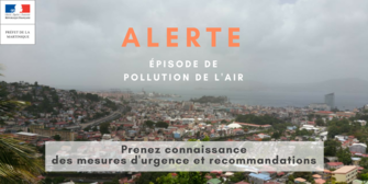Episode de pollution de l'air Niveau 2 : Procédure d'alerte activée_30 septembre 2018