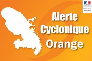 Tempête tropicale KIRK : passage en alerte cyclonique ORANGE. Préparez vous !